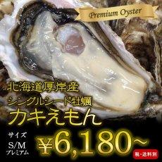 画像1: 北海道厚岸産 カキえもん (1)