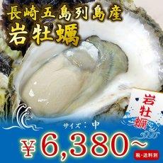 画像1: 長崎 五島列島産 岩牡蠣 (1)