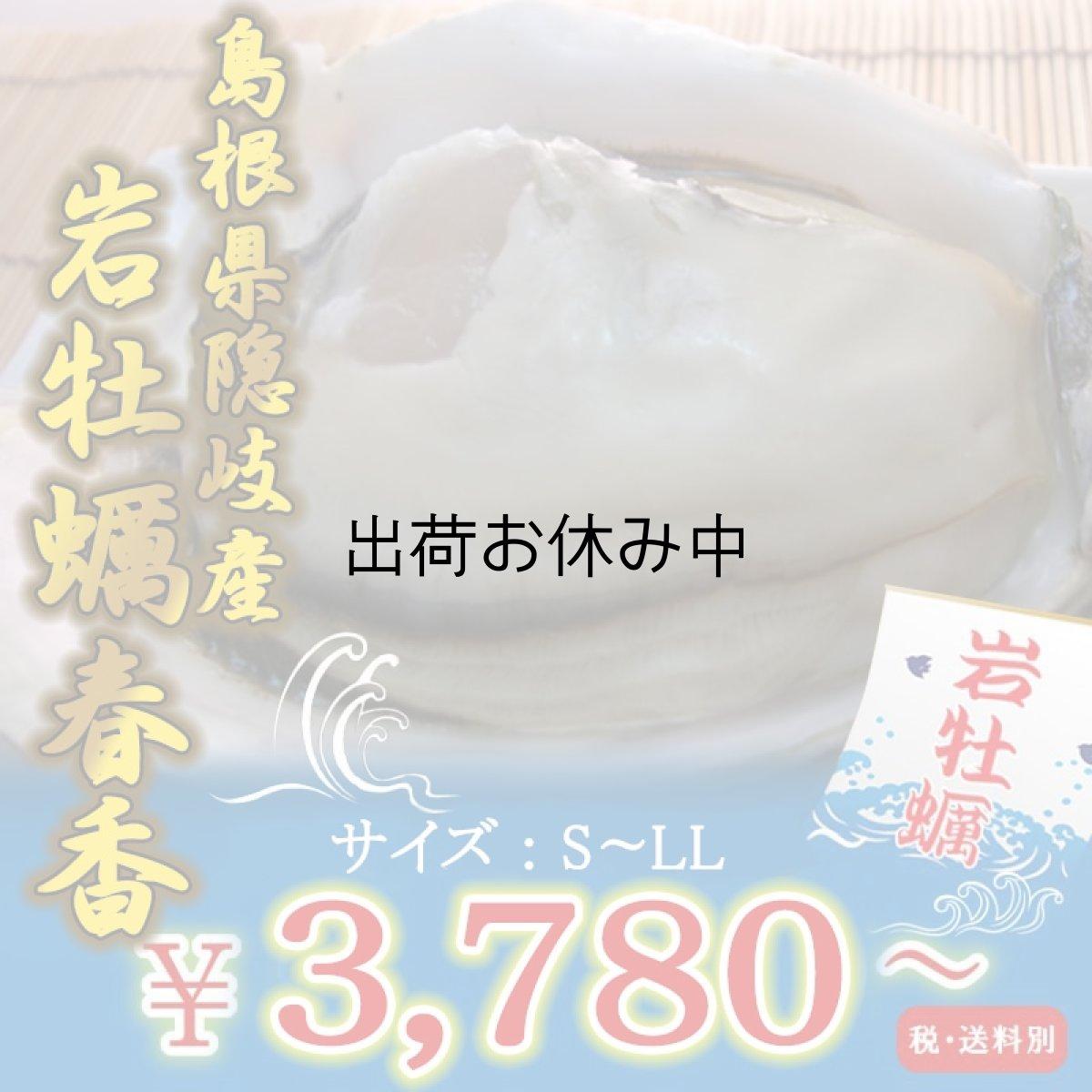 画像1: 島根隠岐産 岩牡蠣 春香 (3〜5月限定出荷) (1)