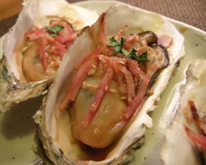 牡蠣のキルパトリック