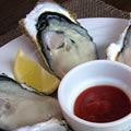 <生牡蠣のソース>牡蠣のカクテルソース