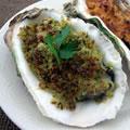 <殻付牡蠣のレシピ>牡蠣のカリカリ焼き(ハーブ)