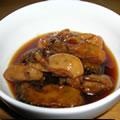 <むきみ牡蠣のレシピ>牡蠣の佃煮