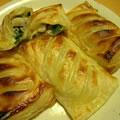 <むきみ牡蠣のレシピ>牡蠣とほうれん草のパイ包み