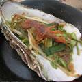 <殻付牡蠣のレシピ>牡蠣のちゃんちゃん焼き