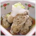 <むきみ牡蠣のレシピ>牡蠣の揚げだし