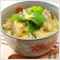 <むきみ牡蠣のレシピ>牡蠣雑炊