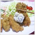 <むきみ牡蠣のレシピ>牡蠣フライ&変り衣アレンジ